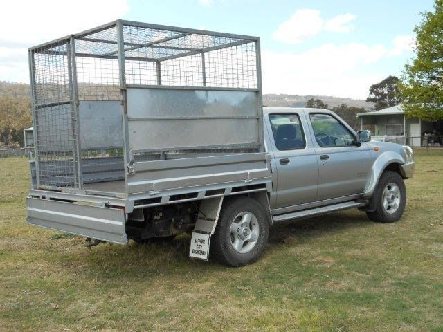 Nissan Navara 4 x 4 Ute for sale NSW