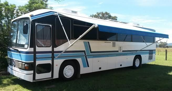 Mercedes OH1418 Bus /  Motorhome for sale Qld