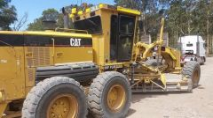 2006 Caterpillar 140H Grader Earth-moving Equipment for sale NSW
