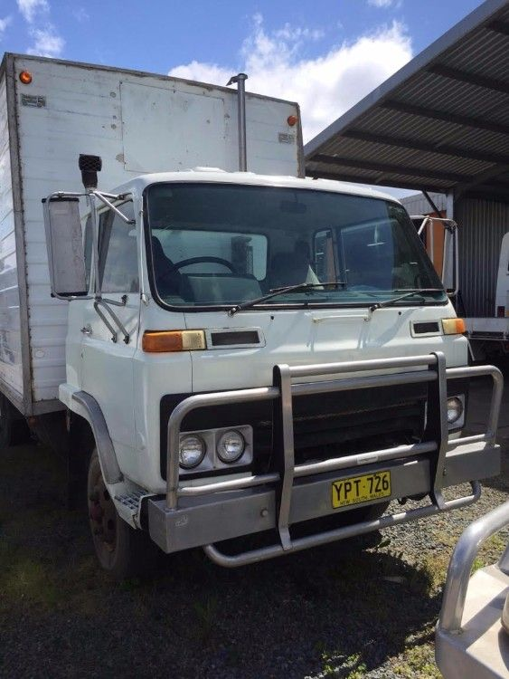 Horse - Cattle Isuzu SBR-80A Truck for sale NSW