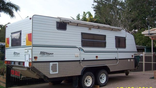 Bushtracker Caravan for sale QLD Toorbul