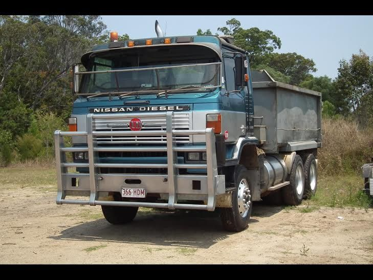 Nissan UD CWA70 Tipper Truck for sale QLD