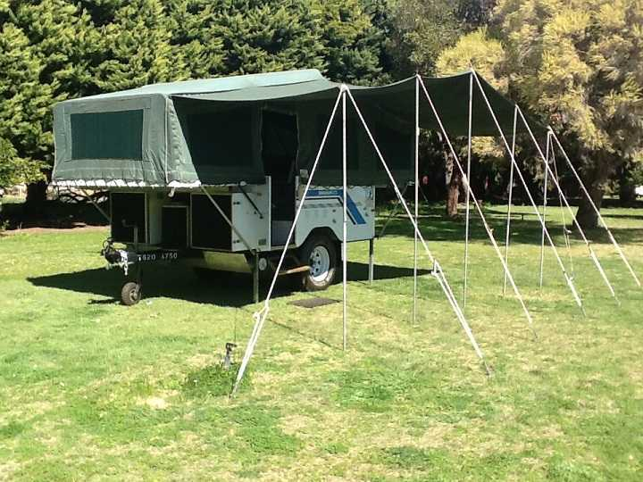 Swagman Camper Trailer for sale WA Maidavale