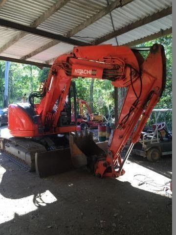 Hitachi EX135UR 13 Ton Excavator Earthmoving Equipment for sale QLD