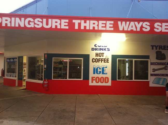 Business for sale QLD Freehold Service Station and Mechanical Workshop