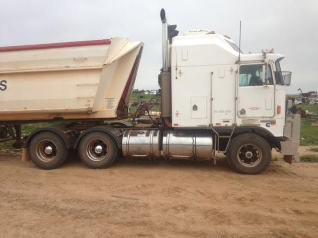 1989 N14 Motor Kenworth K100E Aerodyne Truck for sale WA