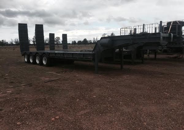1977 Drake Quad Float Trailer for sale QLD