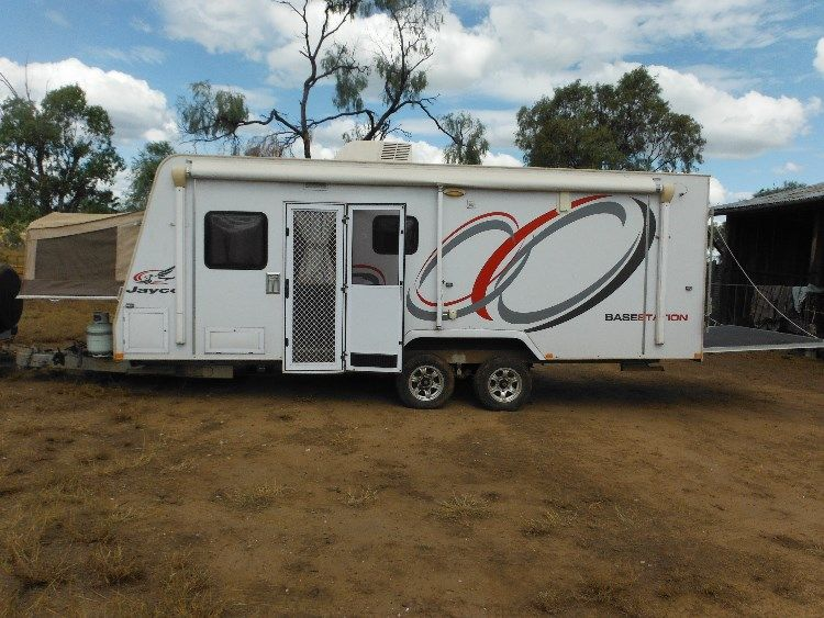 2007 Jayco Basestation for sale Qld