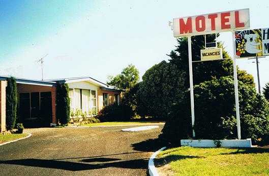 Business for sale VIC Freehold Motel Business
