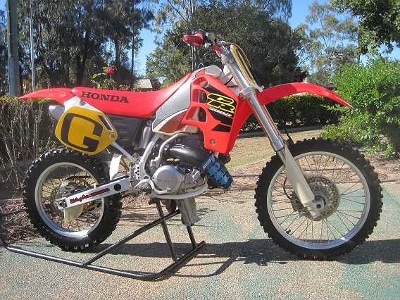 Motorbikes for sale QLD Honda CR500R Motorbike