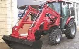 Mahindra 2010 4WD Cab Tractor for sale SA