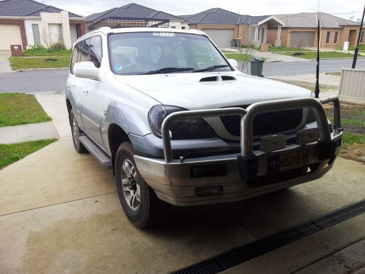 2006 Hyundai Terracan 4WD for sale VIC Alfredton