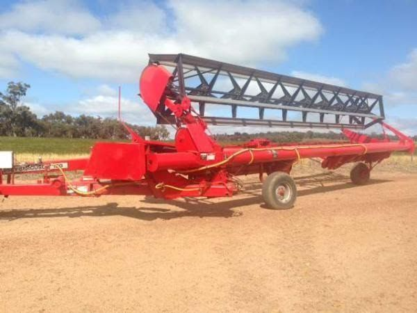 Massey Ferguson - Heston 30ft Swather Farm Machinery for sale WA