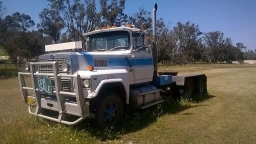 Ford Louiville LTL Prime Mover Truck for sale WA
