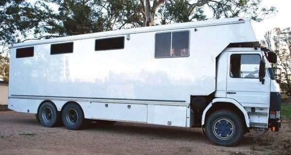 1991 Scania 8 Horse Transport Truck for sale NSW