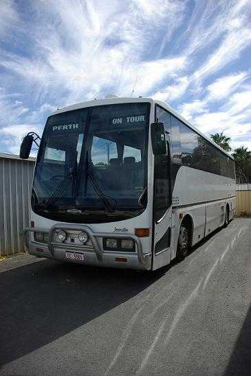 Commercial Vehicle for sale WA Dennis Javillin Bus