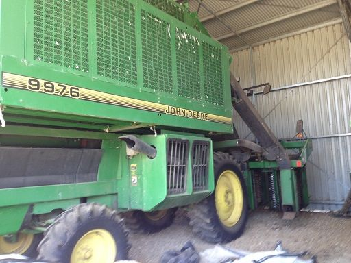 John Deere 9976 Cotton Picker Farm Machinery for sale NSW