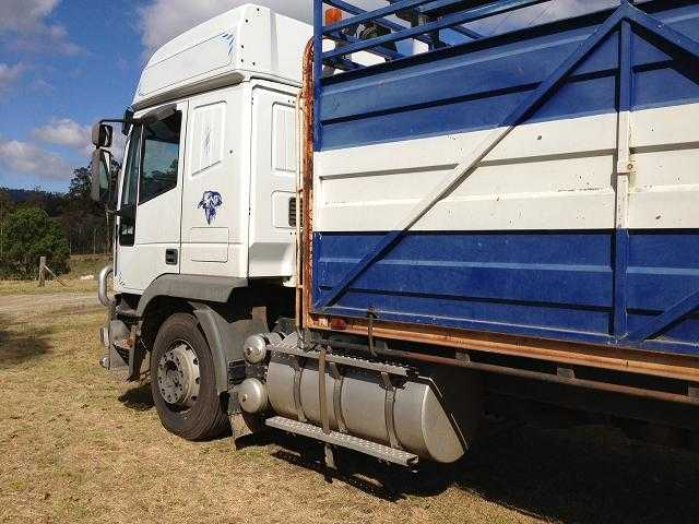 1998 Iveco Euro Tech Truck for sale QLD Caboolture