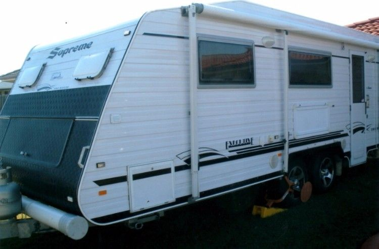 2009 Supreme Executive Caravan for sale QLD