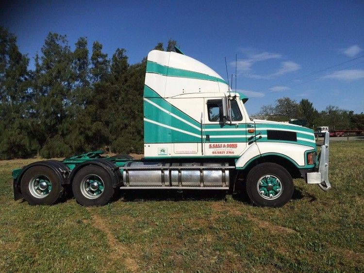 Ideal farmers Truck International S-Line Prime Mover Truck for sale Vic