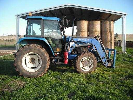 2001 TS90 New Holland Tractor for sale Vic