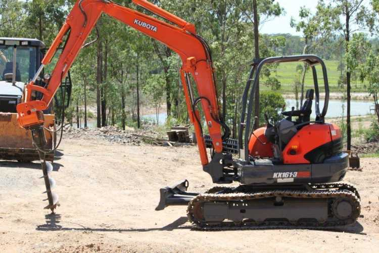Kubota KX 161-3 Excavator for sale Qld