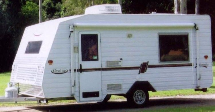 17 Ft 6 Inch Opalite Caravan for sale QLD Dalby