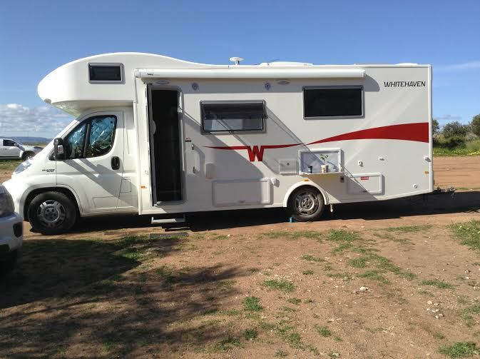 2015 Winnebago Whitehaven Motor-home for sale WA
