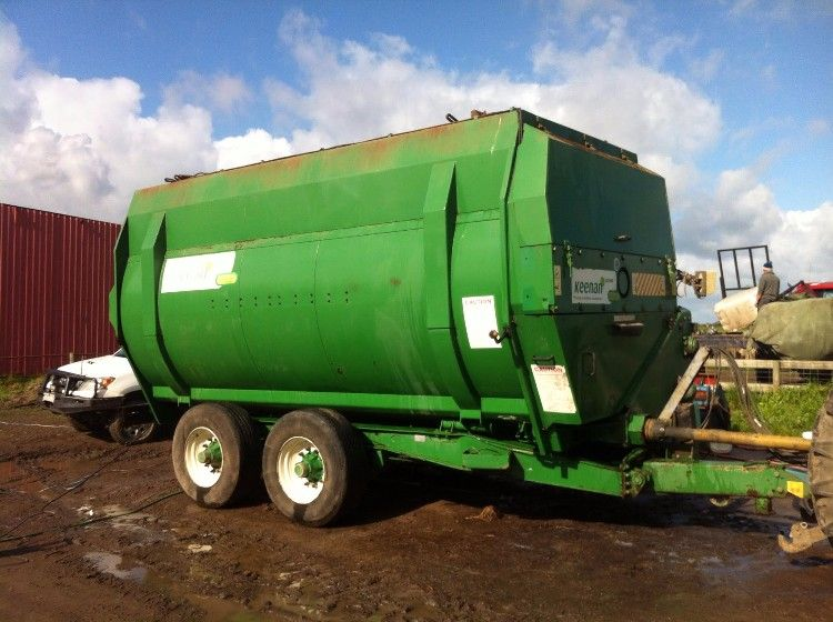 Keenan Klassik 280 Feed Wagon Farm Machinery for sale Vic
