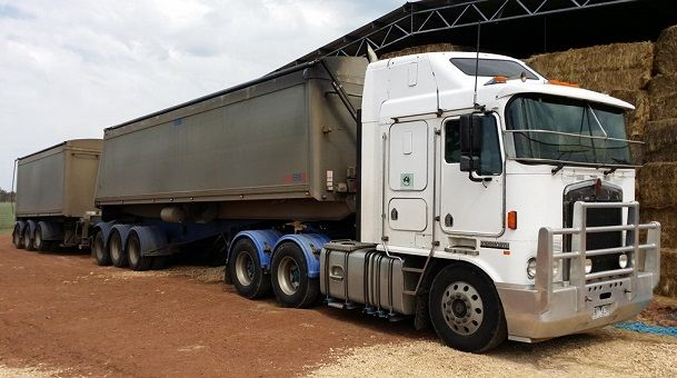 Kenworth K104 Prime Mover Truck - Lusty Stag Trailers for sale in West Vic