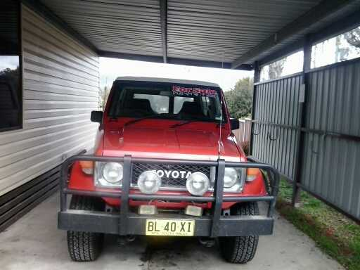 1985 Toyota Landcruiser BJ73 4x4 - 4WD for sale Nsw