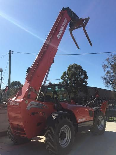 Manitou MT 1436R Forklift Plant & Equipment for sale NSW