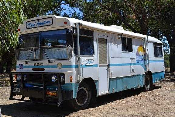 Motorhome for sale WA Bedford Motorhome in Wanneroo