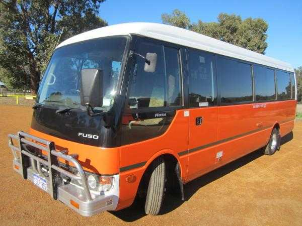 Commercial Vehicles for sale WA Mitsubishi Rosa Deluxe Bus