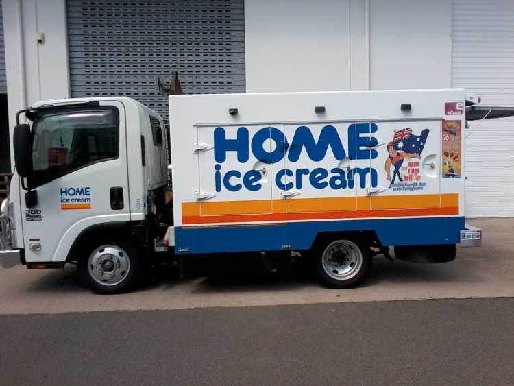 Business for sale QLD Home Ice Cream Franchise Business