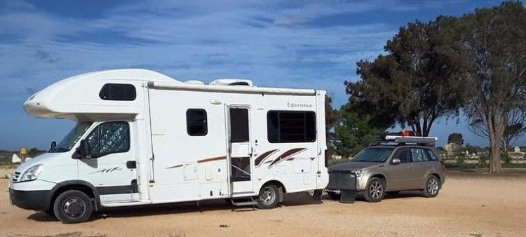 2008 Iveco Esperance Motorhome for sale WA