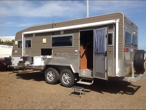 2009 Off Road Kedron Top-ender Caravan for sale Vic