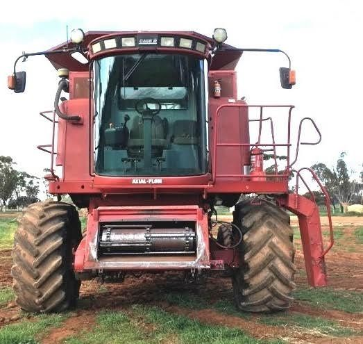 36 Foot Macdon 960 Front - Case IH 2188 Header for sale SA