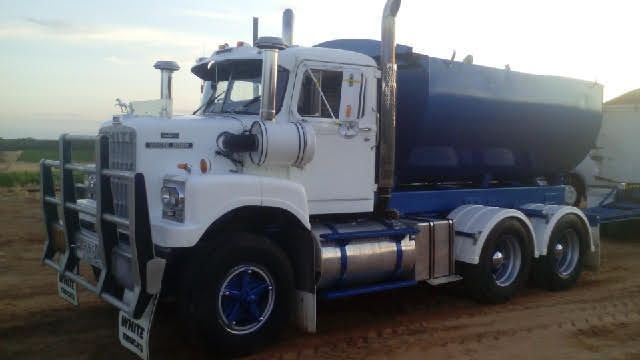 1978 White 9000 871T Truck for sale SA Berri