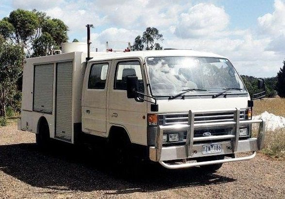 Ford Trader 1996 Dual Cab Truck for sale Vic