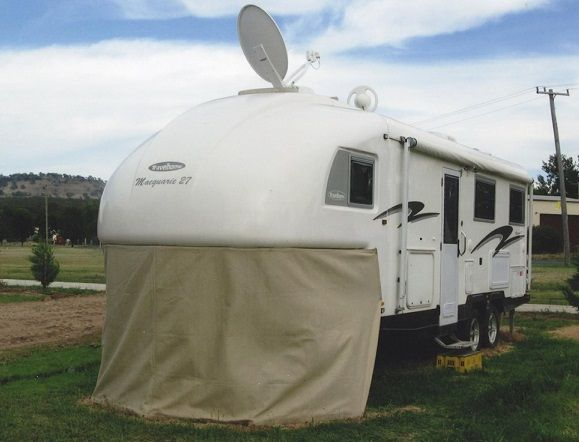 2011 Travelhome 27Ft Fifth Wheeler Motorhome for sale NSW