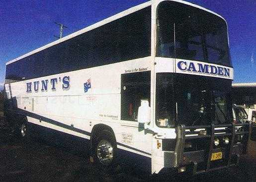 Commercial Vehicle for sale NSW 1989 Scanie K113 Bus