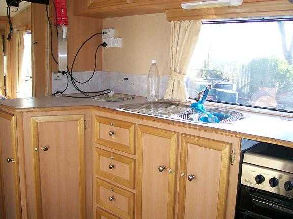 Caravan for sale QLD 25ft Scenic Caravan