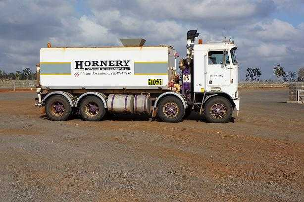 1980 K144 Kenworth Water Truck for sale QLD Moranbah Central