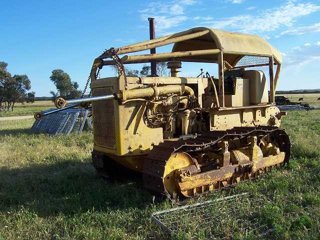 Komatsu D65 Bulldozer Earthmoving Equipment for sale SA Coonalpyn