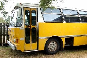 BX341 Hino Bus Motorhome for sale QLD Avondale Bundaberg Area