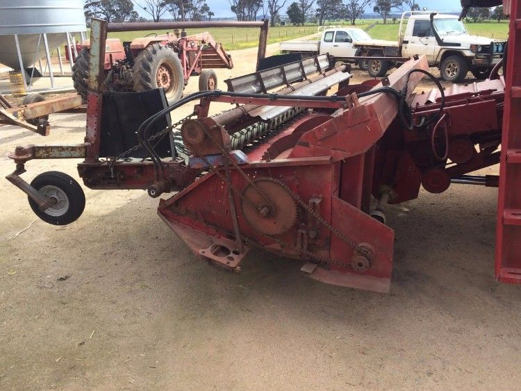 Canola Pickup Front Farm Machinery for sale WA