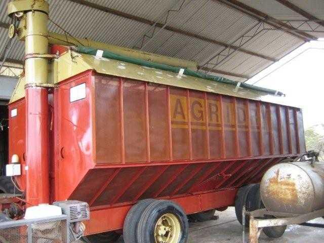 1acc2fe441 AGRIDRY 20Tonn Grain Dryer MK 3 AFB 2 Farm Machinery for sale WA