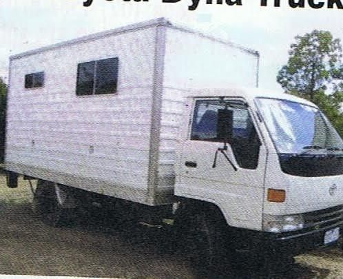 528756599e 2000 Toyota Dyna Horse Truck for sale Vic