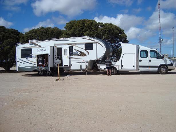 ddc500f212 Forest River Wildcat 293REX Caravan for sale QLD